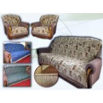 Комплекты покрывал на диван и кресла из шенилла