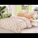 Двуспальное постельное белье бязь 3d софия, теплое