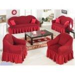 Комплекты покрывал на диван и кресла из гобелена в арабском стиле, не мнущееся