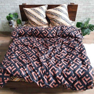 Полуторное постельное белье Бязь Gold - Лабиринт