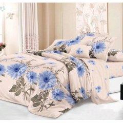 Двуспальное постельное белье Бязь Gold - Фигарос