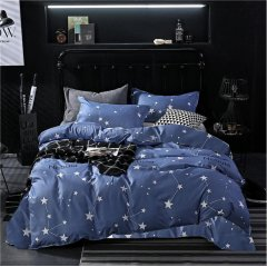 Двуспальное постельное белье Бязь Gold - Созвездие Орион
