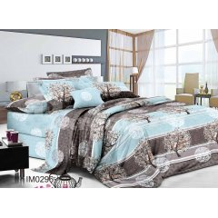 Двуспальное постельное белье Бязь Gold - Креативное дерево