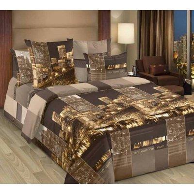 Семейное постельное белье Бязь Gold - Медина