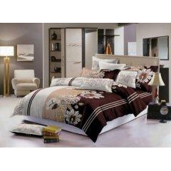 Двуспальное постельное белье Бязь Gold - Миа Мария