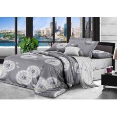 Полуторное постельное белье Бязь Gold - Персей