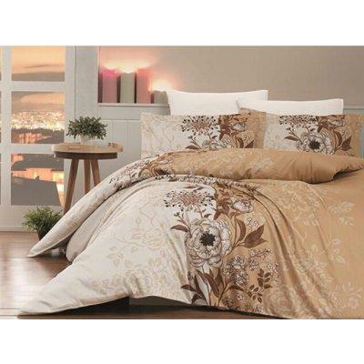 Полуторное постельное белье Бязь Gold - Кармела