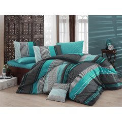 Двуспальное постельное белье Бязь Gold - Нефрит