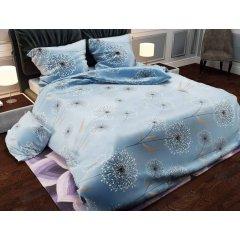 Семейное постельное белье Бязь Gold - Одуванчик галактика небесный