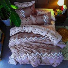 Семейное постельное белье Бязь Gold - Ночная прерия