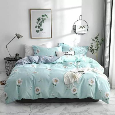 Двуспальное постельное белье Бязь Gold - Симфония