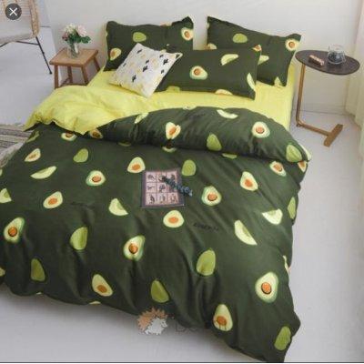 Постельное белье Бязь Gold - Зеленый авокадо