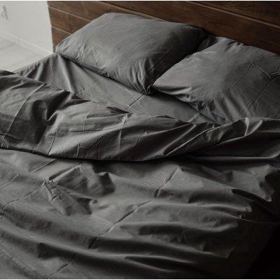 Семейное постельное белье Бязь Gold - Графит