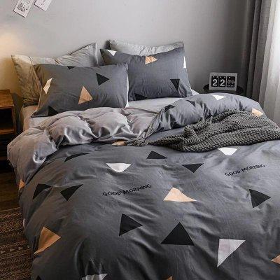 Двуспальное постельное белье Бязь Gold - Семафор
