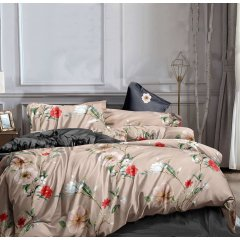 Двуспальное постельное белье Бязь Gold - Шериданс