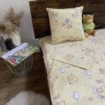 Детское постельное белье в кроватку - Бязь Gold - Сладкий сон