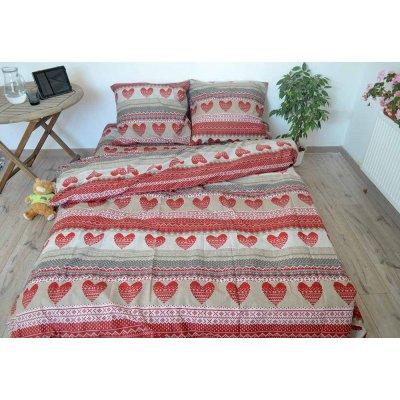 Семейное постельное белье Бязь Gold - Закарпатская вышиванка
