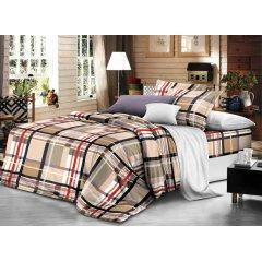 Двуспальное постельное белье Бязь Gold - Шотландец