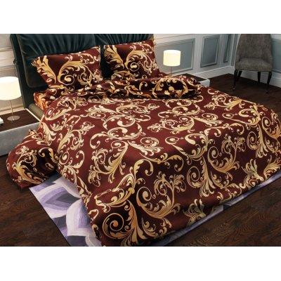 Семейное постельное белье Бязь Gold - Графские вензеля