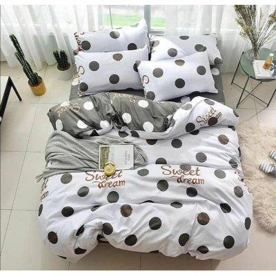 Двуспальное постельное белье Бязь Gold - Сладкие сны