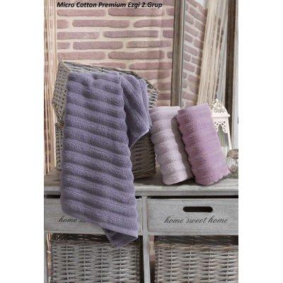 Банные турецкие полотенца Cestepe Premium Ezgi (3шт.-70х140 см) - (2.grup)