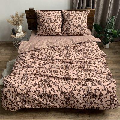 Двуспальное постельное белье Бязь Gold - Марсель