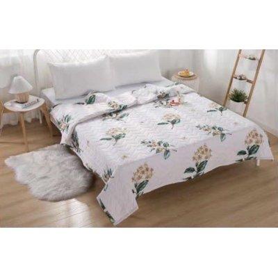 Одеяло - покрывало летнее Colorful Home 200х230 - Ветка каштана