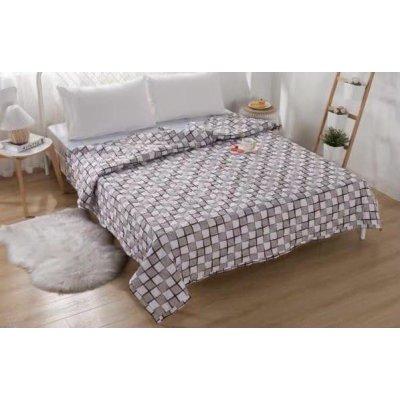 Одеяло - покрывало летнее Colorful Home 200х230 - Шахматы