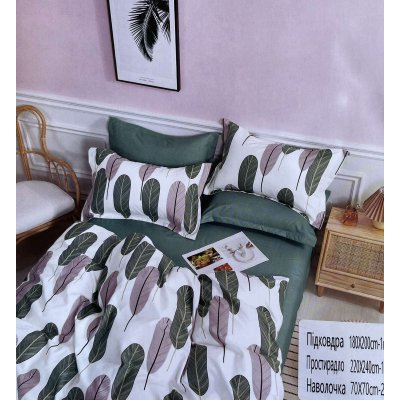 Двухспальное Постельное белье Фланель Comfortable - Огава