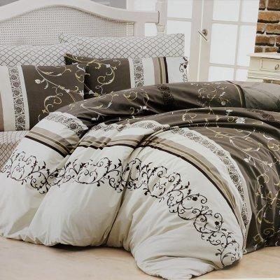 Полуторное постельное белье First Choice Ranforce (100% хлопок) - Eshe