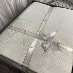 Полуторное постельное белье Cotton Satin - Carmina Beyaz