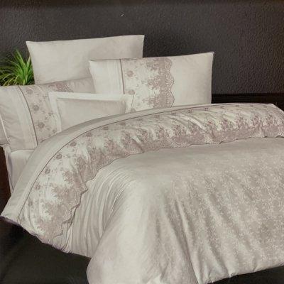 Турецкое постельное белье VIP Satin First Choice - Malvin