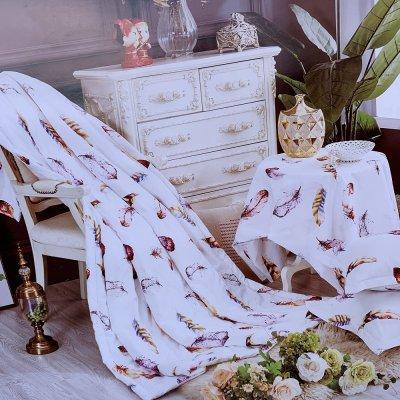 Евро постельное белье Laura Grand - Чувство легкости