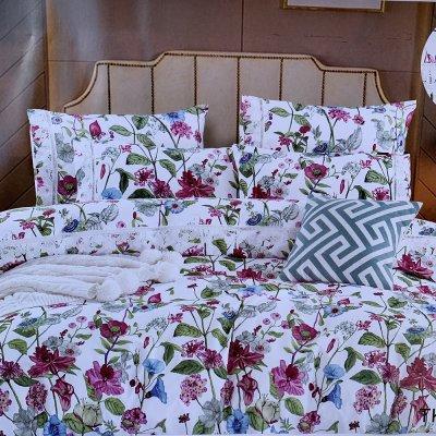 Евро постельное белье Laura Grand - Магади