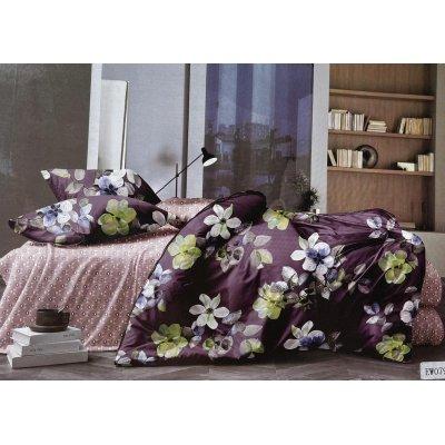 Польское постельное белье Фланель Elway - Флористка