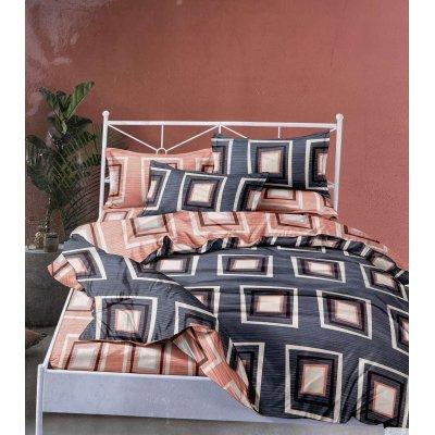 Польское постельное белье Фланель Elway - Роскошная геометрия