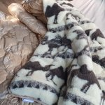 Одеяло Микрофибра верблюд плюс мех (Camel) - 175х210