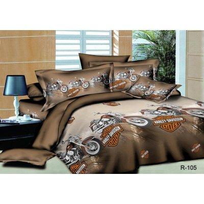 Детское постельное белье Бязь Gold - Харлей Дэвидсон