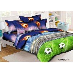 Детское постельное белье Бязь Ranforse - Футбол Лига Чемпионов