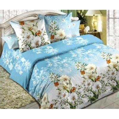 Двуспальное постельное белье Бязь Gold - Небесная поляна