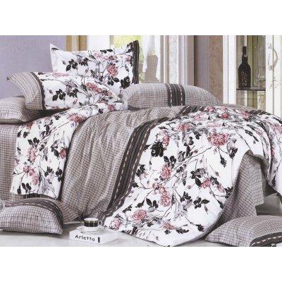 Семейное постельное белье Бязь Gold - Ночная роза