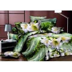 Полуторное постельное белье Бязь Gold - Андалира