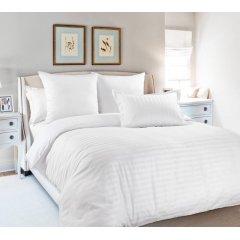 Двуспальное постельное белье Бязь Gold - Страйпсатин