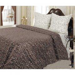 Двуспальное постельное белье Бязь Gold - Семечка компаньйон