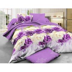 Двуспальное постельное белье Бязь Ranforse (100% хлопок) - Сингапур в ранфорсе