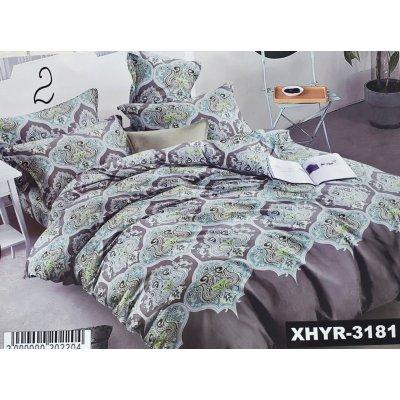Евро постельное белье Бязь Ranforse (100% хлопок) - Турецкие традиции