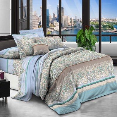 Семейное постельное белье Бязь Ranforse (100% хлопок) - Домашняя роскошь