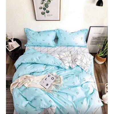 Семейное постельное белье Сатин Люкс (100% хлопок) - KWL1926