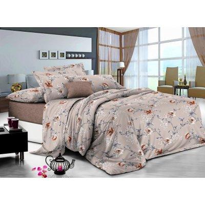 Семейное постельное белье Сатин Люкс (100% хлопок) - KWL1930