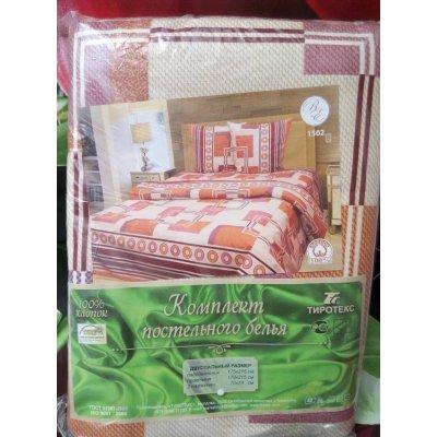Молдавское полуторное постельное белье Бязь Tirotex - Батуми
